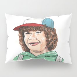 Dust in Pillow Sham