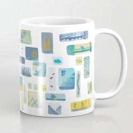 "Storyboard ""pour que demain existe encore"" Coffee Mug"
