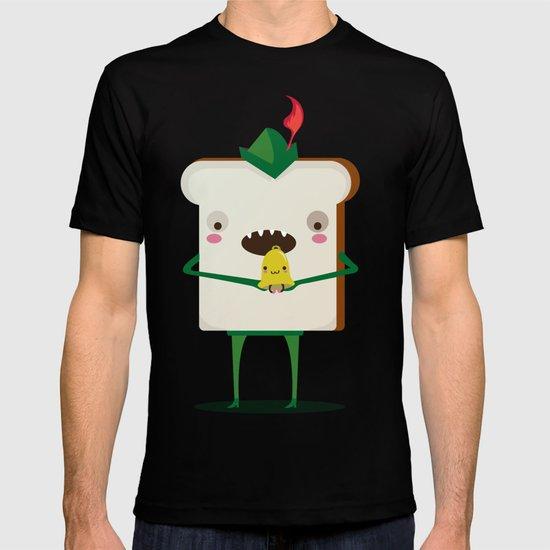 Peter pan and tinkerbell T-shirt