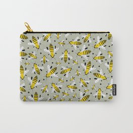 Bee pollinators Carry-All Pouch
