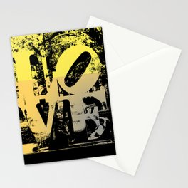 Philadelphia Love Stationery Cards