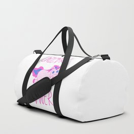 unicorn power Duffle Bag