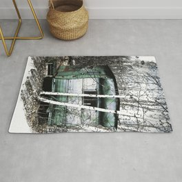 Forest Hideaway Rug