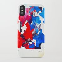 texas iPhone & iPod Cases featuring Texas by Evan Hawley
