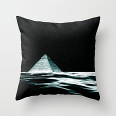 pyramid song Throw Pillow