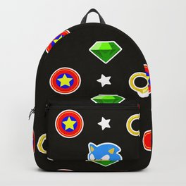 Gotta Go Fast Backpack