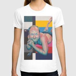 Comic Pin Up (Kyle Kinane) T-shirt