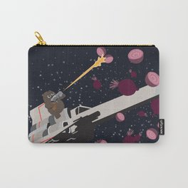 Office Day Dreams Carry-All Pouch
