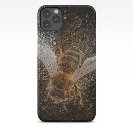 Bees Are Magic iPhone Case