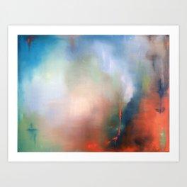"""Accidental Breeze""  Art Print"