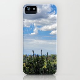 DTLA from Griffith Park | Los Angeles iPhone Case