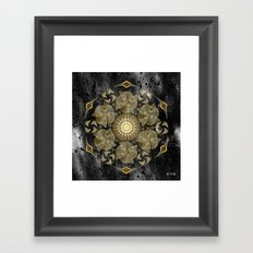 Fleuron Composition No. 223 Framed Art Print