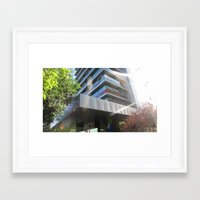 madrid Framed Art Prints featuring Madrid  by Payton Thompson