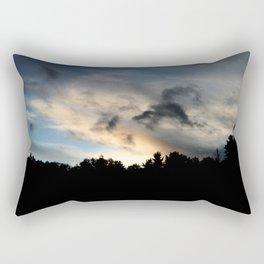 Basswood Nights Rectangular Pillow
