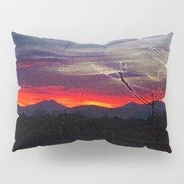 Darkness Ascending Pillow Sham