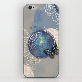 Butterfly's iPhone Skin
