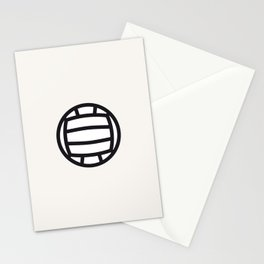 Volleyball - Balls Serie Stationery Cards