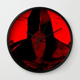 Gladiator Wall Clock