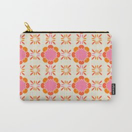 Sixties Tile Carry-All Pouch