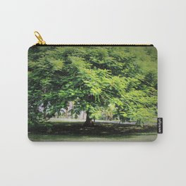 Poinciana Tree Carry-All Pouch