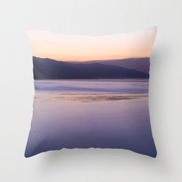 Malibu Sunrise Colors PD002 Throw Pillow