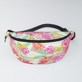 Spring Blossoms by UKULELE® Fanny Pack