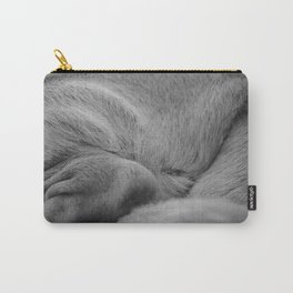 Pug Bottom Carry-All Pouch