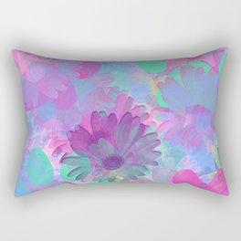 Spring Paws Rectangular Pillow
