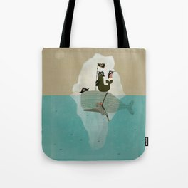 we are pirates too Tote Bag