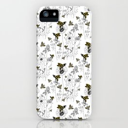 bees knees iPhone Case