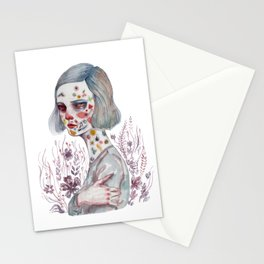 Murder Murder Stationery Cards