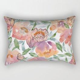 Orange Deep Rectangular Pillow