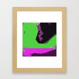 Green River of Abundance Framed Art Print