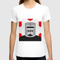 knight T-shirts featuring Knight by Vipes