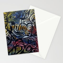 Wiggles Stationery Cards