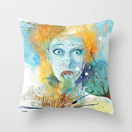 Good Intentions Throw Pillow