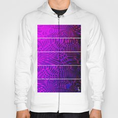 Bio Rhythm I (Five Panels Series) Hoody