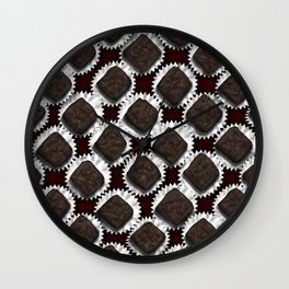 Box of Chocolates Wall Clock