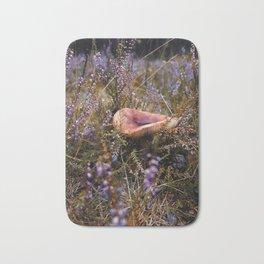 Russula in calluna Bath Mat