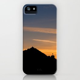 Colours of Dawn iPhone Case