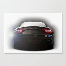 Maserati Gran Turismo Canvas Print