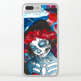 Fare Thee Well Clear iPhone Case