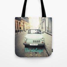 Be Vintage! Tote Bag