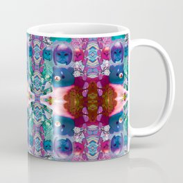 bubble cats going to the taco dome Coffee Mug