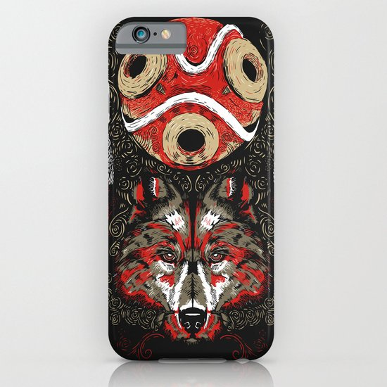 Mononoke Totem iPhone & iPod Case