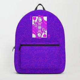 Queen of Crochet Backpack