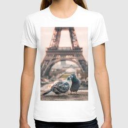 Love Paris Eiffel Tower T-shirt