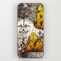 witchcraft iPhone & iPod Skins featuring Witchcraft by Angela Rizza