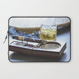 Cigar Time Laptop Sleeve