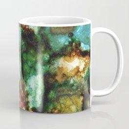 Geode I, Malachite Coffee Mug